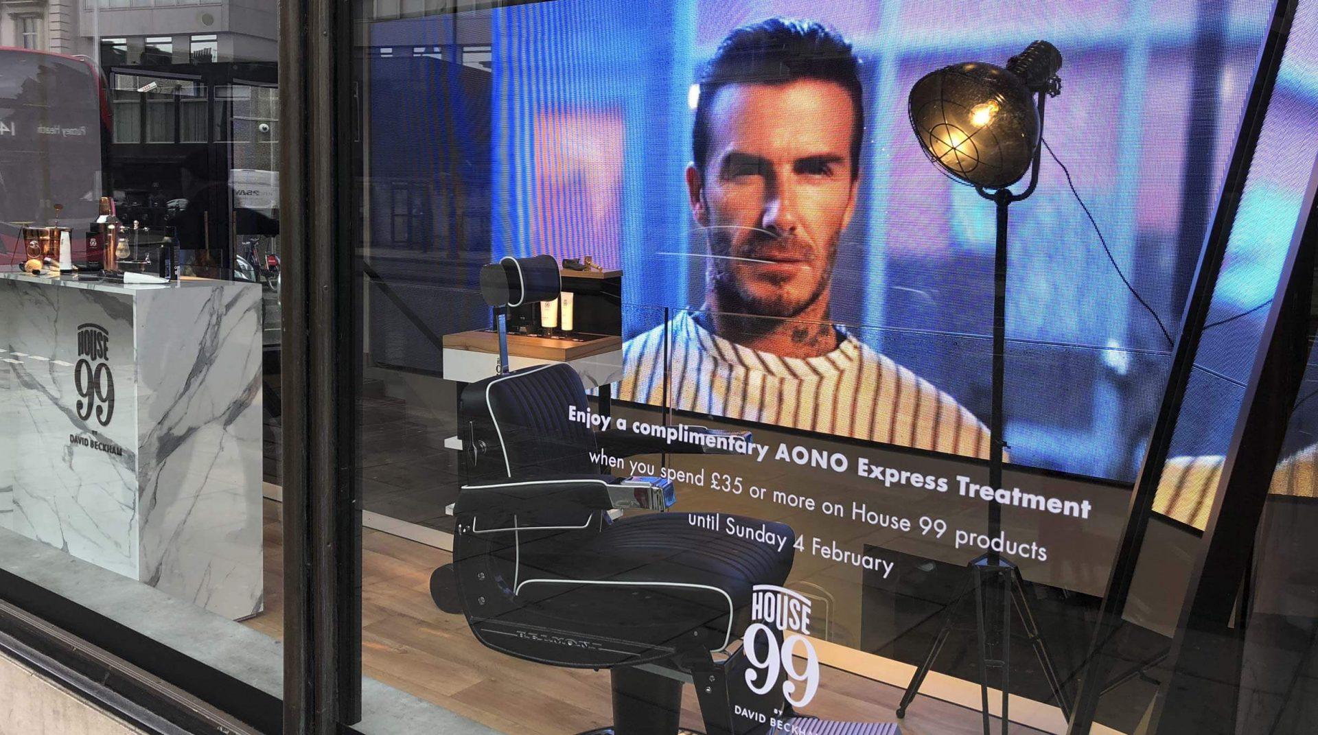 David Beckham's House 99