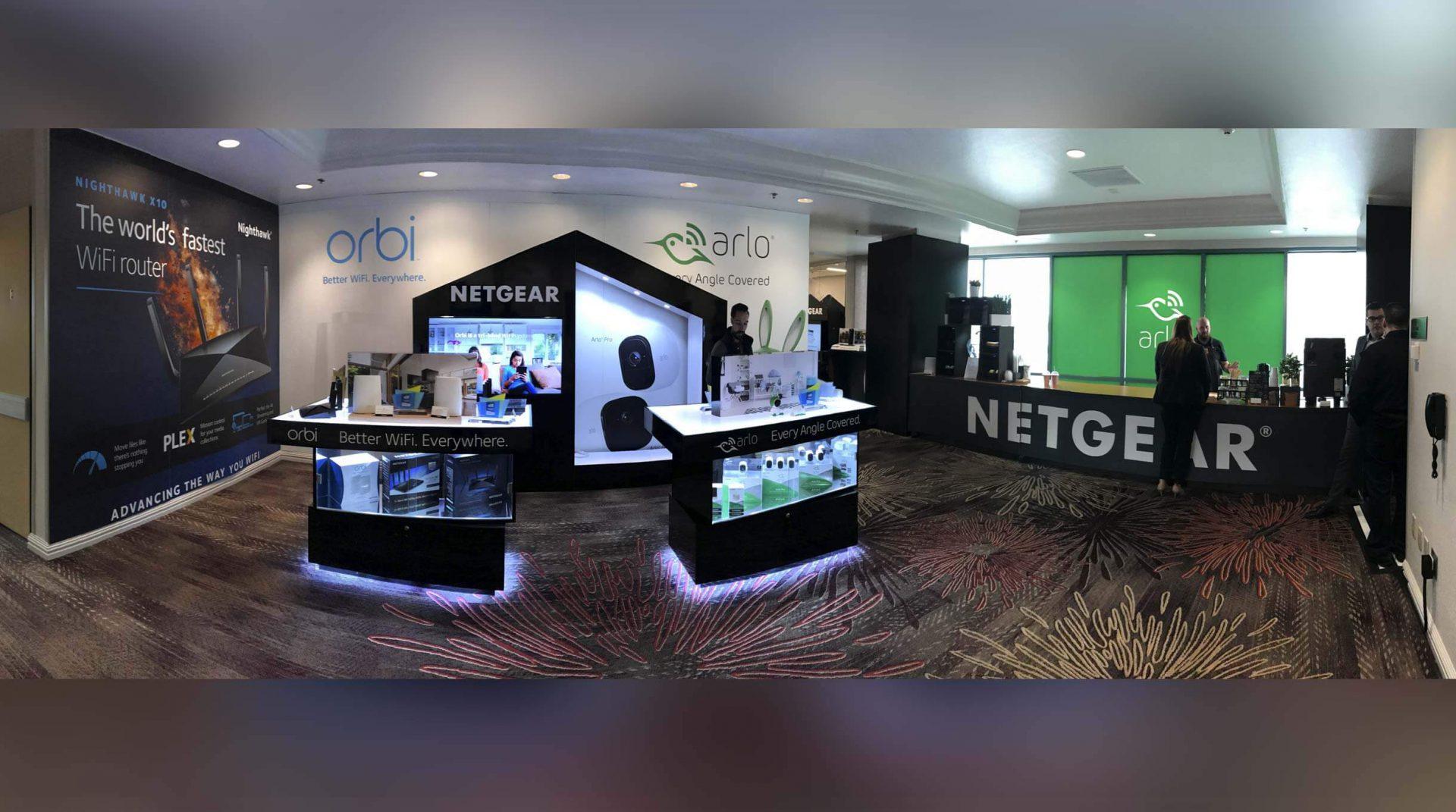 Netgear CES 2017
