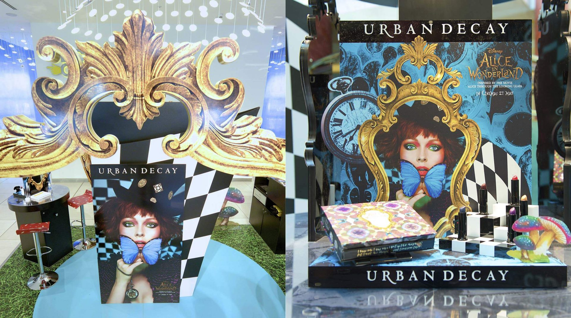 Urban Decay - Alice in Wonderland