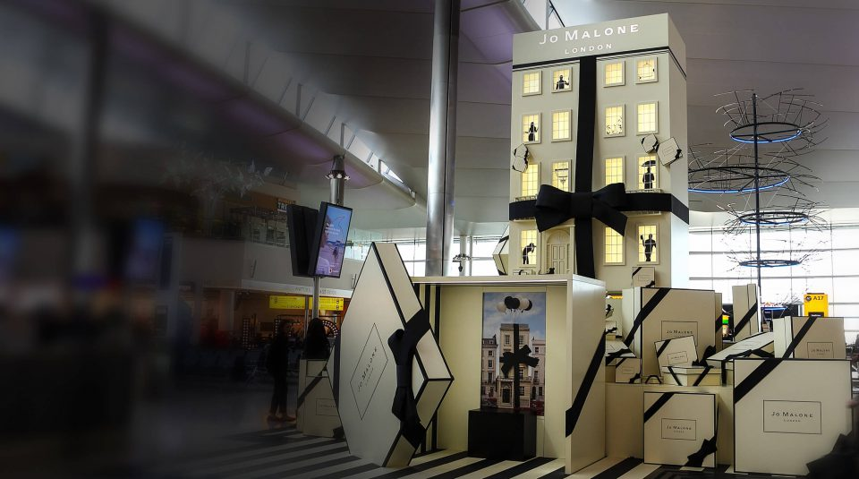 Jo Malone – Heathrow T2