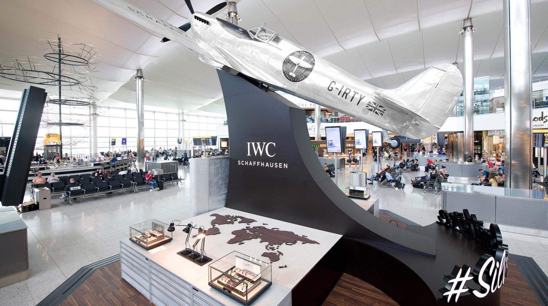 IWC Heathrow Spitfire