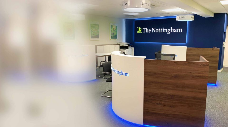 The Nottingham Building Society