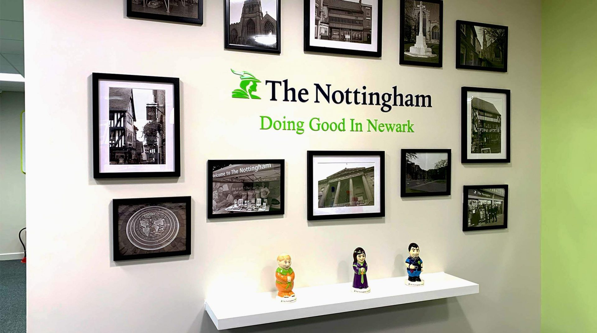 Nottingham Building Society refit